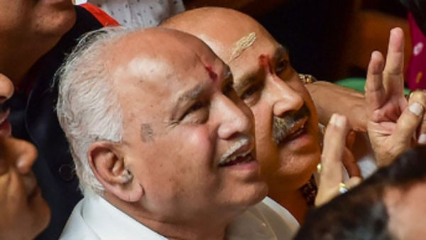 Yeddyurappa swearing-in is likely on July 25