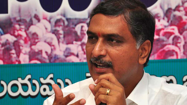 social media is youth weakness : harish rao