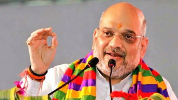 Modi Govt full filled the dreams of Patel by revoking article 370 in J&K:Amit Shah
