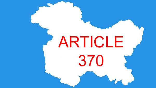 370 ఆర్టికల్ రద్దును స్వాగతించిన కాంగ్రెస్ నేతలు