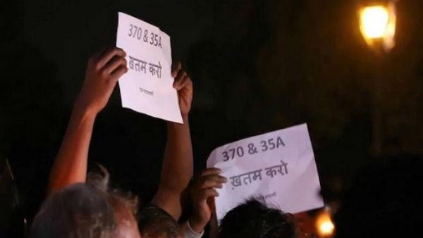ఆర్టికల్ 370 రద్దుపై భగ్గుమన్న విపక్షాలు.. భారత ప్రజాస్వామ్యంలో చీకటి రోజన్న ముఫ్తీ