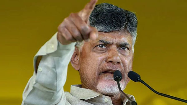 YCP government is conspiring to change the capital of AP :Chandrababu Naidu