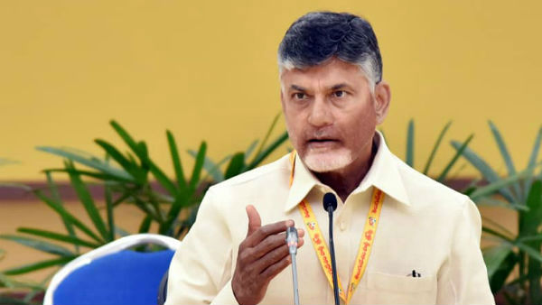Chandrababu responded on nellore demolishes .. Anarchists are not seen in my whole political life