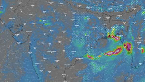 Depression forming over Bay of Bengal; Rainfall likely in North Andhra Pradesh