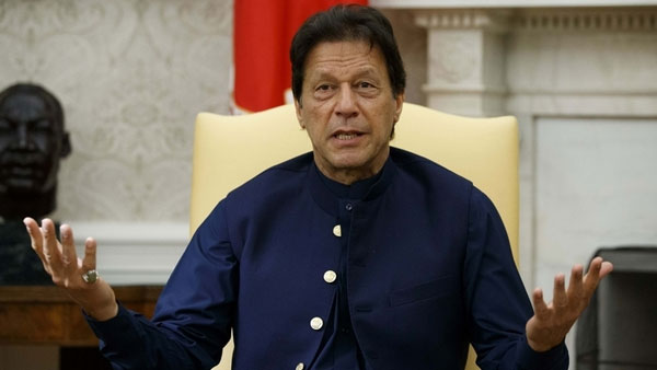 Imran Khan alleges India attempting to change Kashmir's demography