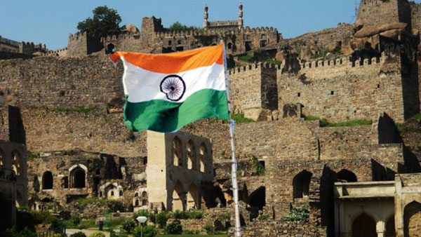 Independence Day Celebrations In Telangana At Golconda Fort: Live Updates