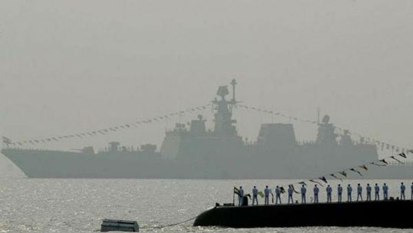 Navy sounds alert along coastline to prevent terror attack from Pak via sea