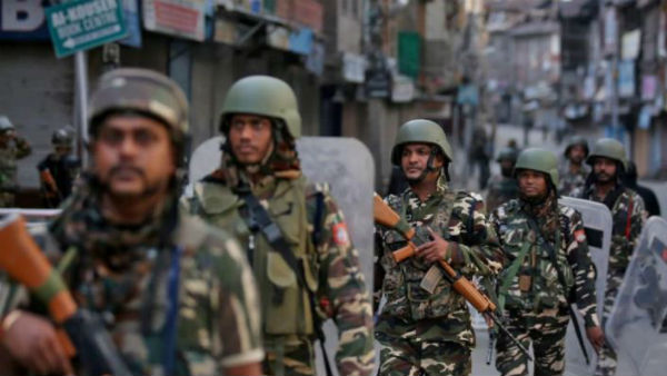 Completely fabricated, incorrect: MHA refutes protests in Kashmir