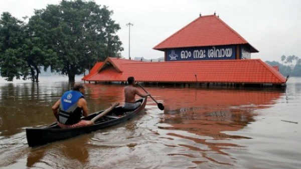 Heavy Rain distract Kerala as land slide in wayanad and red alert in four districts