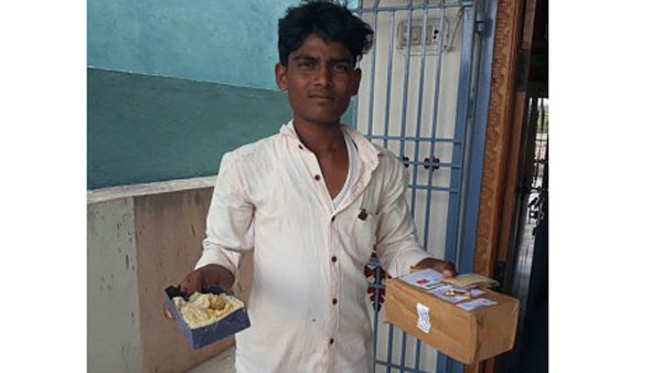 Young man cheated by unknowing phone call as lucky draw in Kadapa District