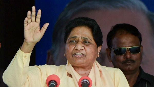 రిజర్వేషన్లను ఎత్తేయడానికి మోడీ-అమిత్ షా కుట్ర: దేశం భగ్గుమనడం ఖాయం: మాయావతి!