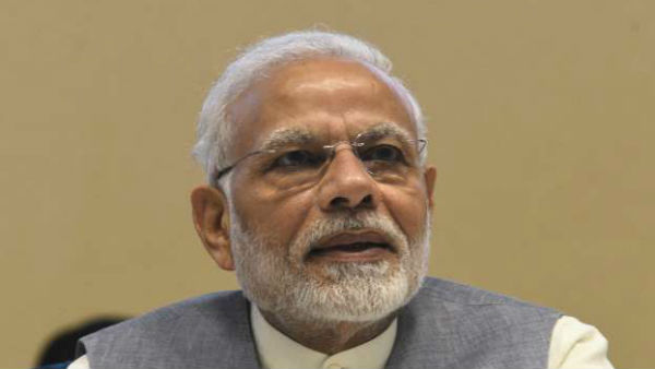 student arrested over Modi poster on Facebook as indecent way