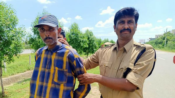 A man arrested by Vijayawada Police in Medak District in Telangana for unwanted Post against Chief Minister YS Jagan