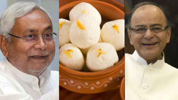 When Arun Jaitley carried spongy rasgullas on every Patna visit