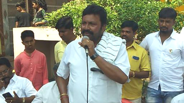 Former Chief Minister Siddaramaiah cheated us alleged Hirekerur MLA B.C. Patil