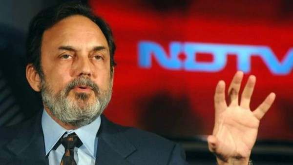 NDTV co-founders Prannoy and Radhika Roy were stopped from flying abroad