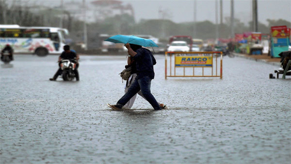 another 2 days rains in telugu states