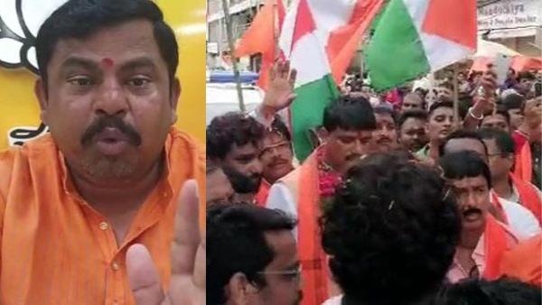 ఎంఐఎం నేతలకు భయపడుతున్నారా.. హైదరాబాద్ పాకిస్థాన్లో ఉందా.. రాజా సింగ్ నిప్పులు (వీడియో)