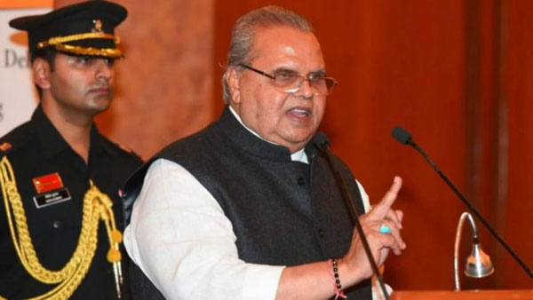 I will send an aircraft to Rahul gandhi to visit the valley :Governor Satya Pal Malik