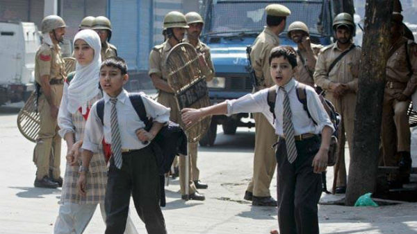 Schools reopen in Jammu-Kashmir, record low student turnout