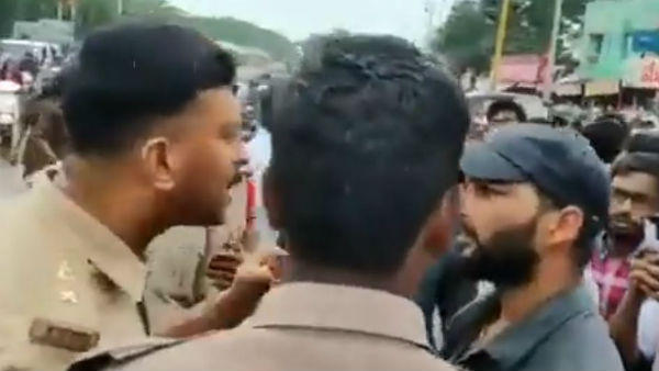 DCP thrashes a junior doctor who agitated against the NMC bill