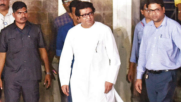 ED to look into Raj Thackeray gaining Rs 20 crore without investing