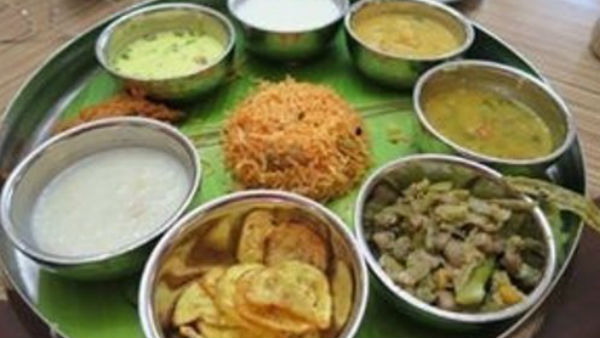 meals for rs 30 in tirumala..Department of endowment issued notice