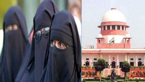 Triple talaq law notice issued to Centre by Supreme Court