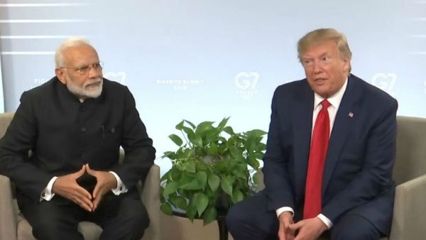 Trump changes his words on Kashmir mediation,says its a bilateral issue