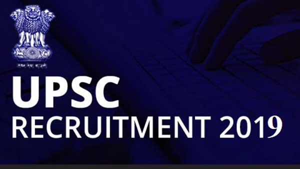 UPSC recruitment 2019 apply for Civil Services Mains Examination
