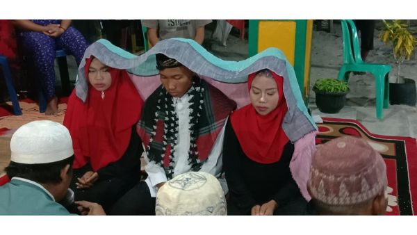 Indonesia marriage
