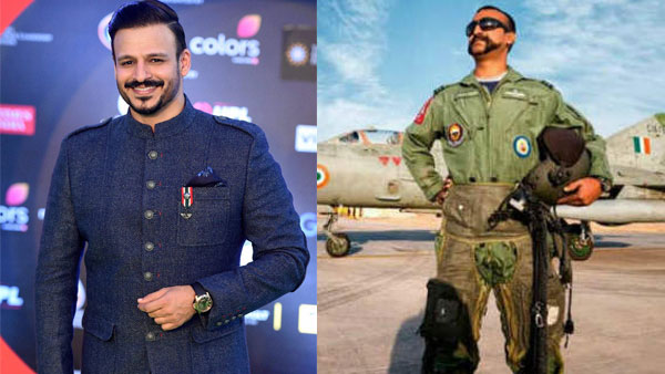 Balakot..Actor Vivek Oberoi is all set to back a movie of Balakot,