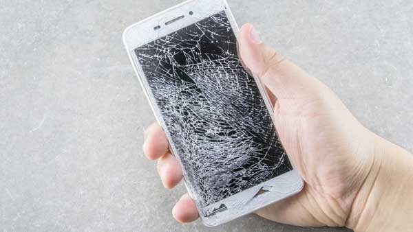 Wife Complaint Her Husband About Mobile Destroy Issue