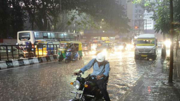 Monsoon, The Met Department forecasts another two days of rain in Bengaluru.