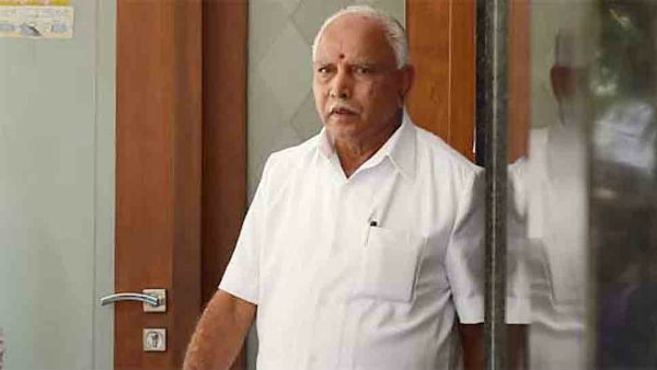 Bs Yediyurappa S Cabinet Likely To Be Sworn In Tuesday