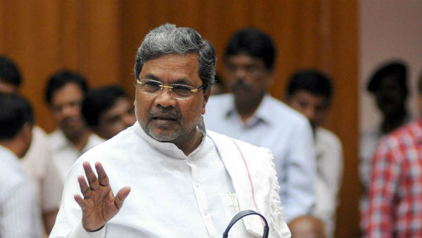 Siddaramaiah once again in news for slapping his follower