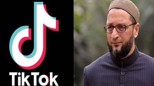 AIMIM 1st party to have verified Tik Tok account