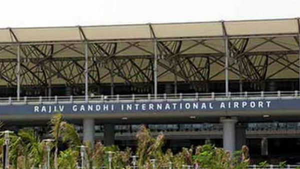 man Goes Missing At Shamshabad Airport hyderabad