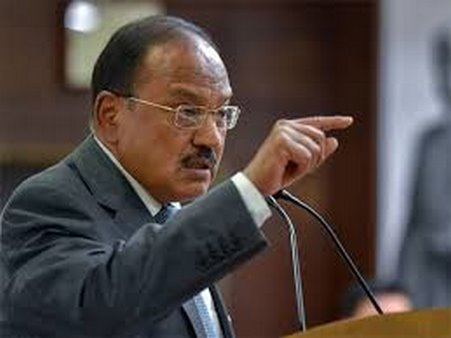 NSA Ajit Doval back in Srinagar to review security situation ‌