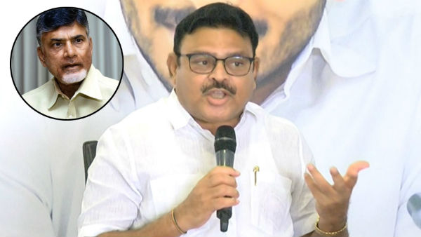 Chandrababu false campaign on Secretariat results: Ambati Rambabu