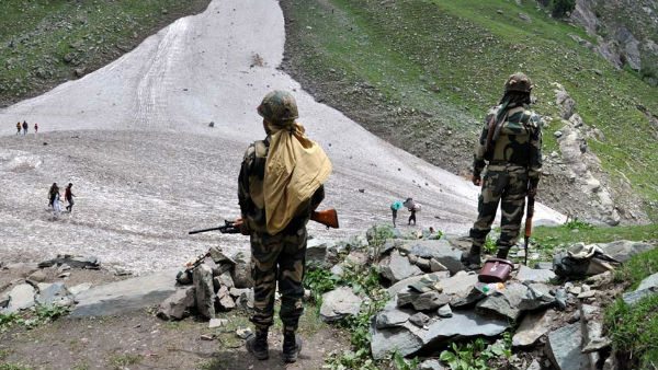 Security on high alert after intelligence agencies spot rubber boats along LOC, IB in J&K