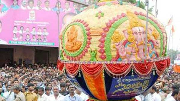 balapur laddu auction cost to 17 lakh 60 thousand