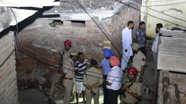 2 killed, 5 injured in a blast at scrap dealer's house in Amritsar