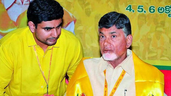 former CM of Chandrababu and former minister Nara Lokesh was criticized to Government of AP