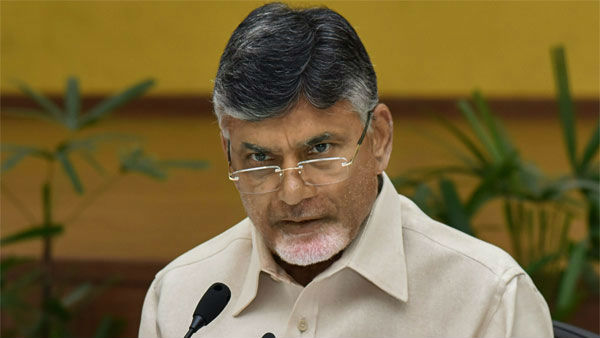 CRDA issued notices to Ex CM Chandra babu house in undavalli to demolish house with in one week