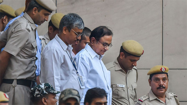 The Supreme Court refused P Chidambaram, anticipatory bail in the INX Media case lodged by the ED,