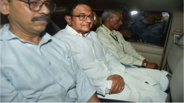 Chidambaram's message from Tihar: Have no answer to why I was arrested