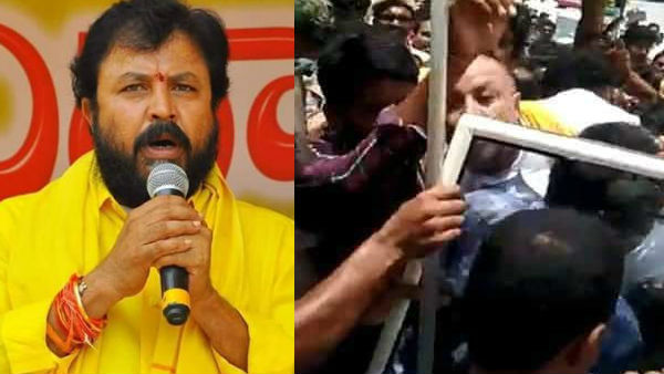 court ordered remand up to 25th ot this month for Ex mla Chintamaneni Prabhakar