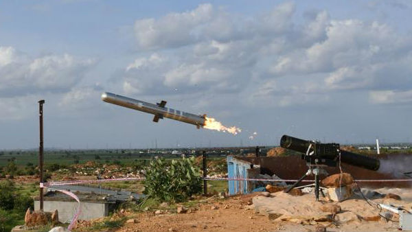 DRDO successfully flight-tests indigenously developed MPATGM missile