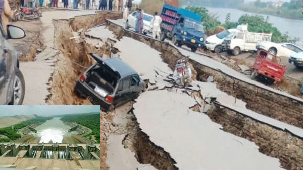 EARTH QUAKE IN POK : MANGLA DAM IS SAFE